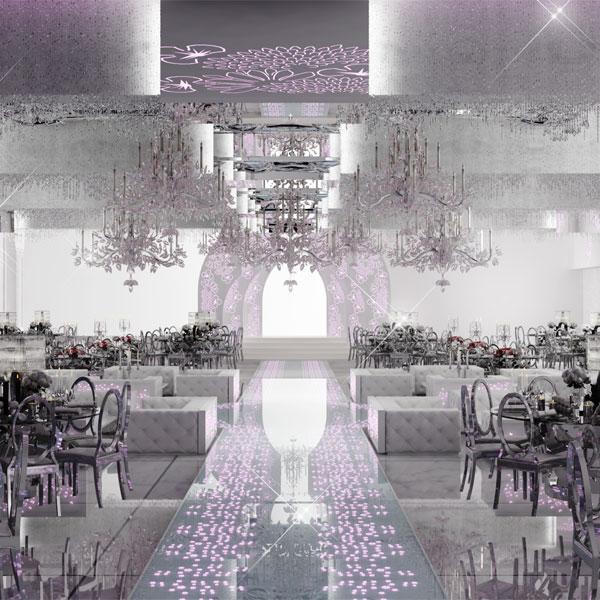 Indoors Ballroom